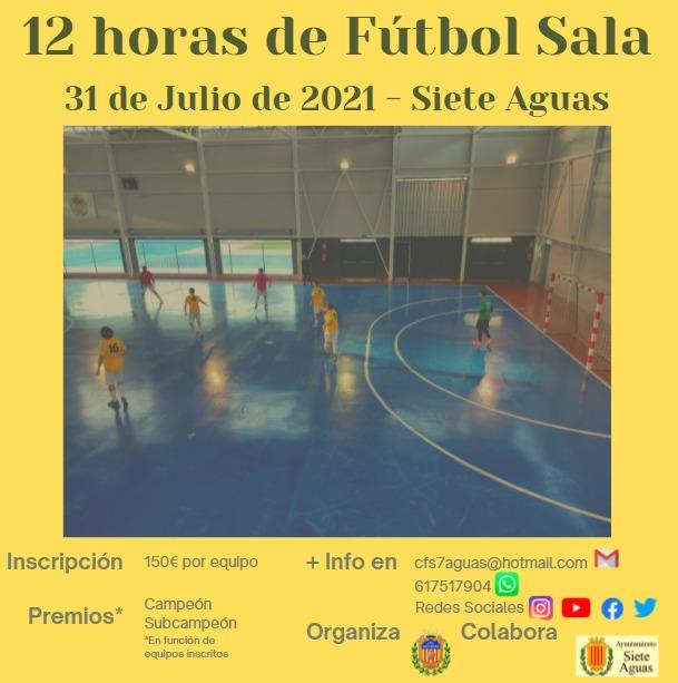 12 Horas de Fútbol Sala